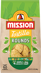 Rounds Tortilla Chips