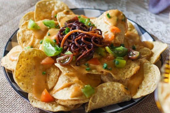 Autumn Nachos Recipe Image