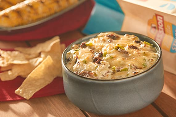 An image of Grilled Cheesesteak Dip