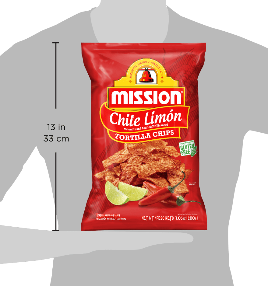 Thumbnail for Chile Limón Tortilla Chips