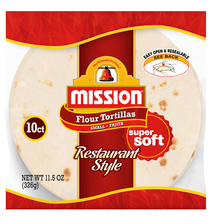 Our Products - Great Taste Starts Here - Mission Foods