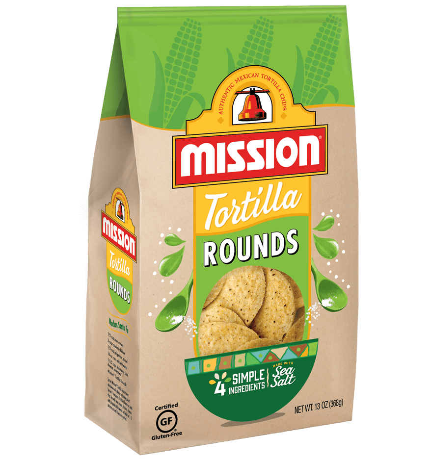 Thumbnail for Rounds Tortilla Chips