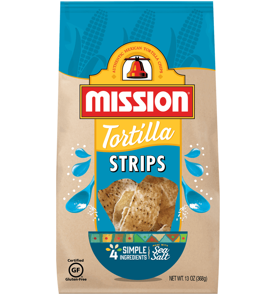 Strips Tortilla Chips