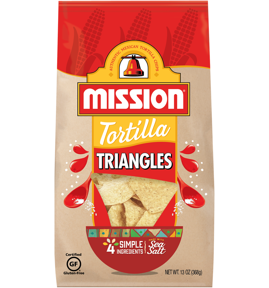 Triangles Tortilla Chips