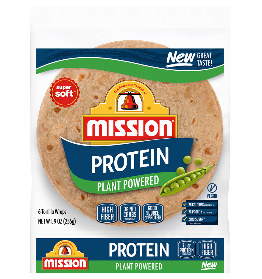 An image of Protein Tortilla Wraps