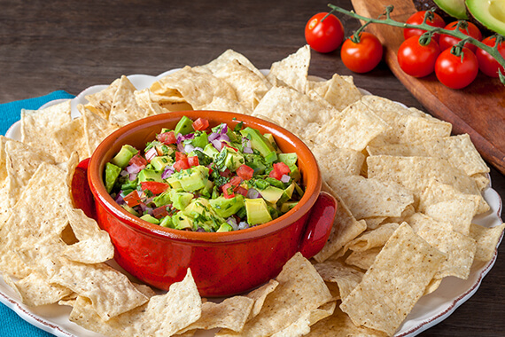 Spicy Pico de Gallo with Avocado Recipe Image
