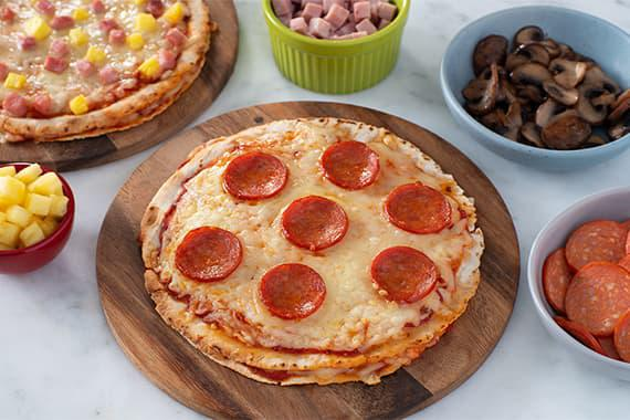 Gluten Free Tortilla Pizza Mission Foods