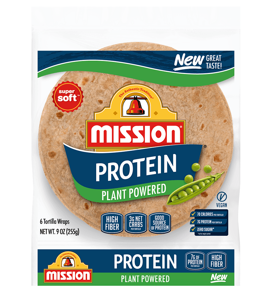 Protein Tortilla Wraps
